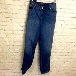 Torrid classic blue jeans